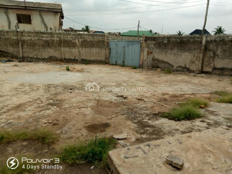 Fantastic 5 Bedroom Bungalow with Spacious Compound, Suberu Oje, By Casso Bus Stop, Alagbado, Ifako-ijaiye, Lagos, Detached Bungalow for Sale