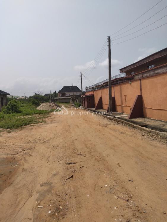 a Good Residential Plot of Land Strategically Located, Prestige Street, Off Ebute, Ibeshe, Ikorodu, Lagos, Residential Land for Sale
