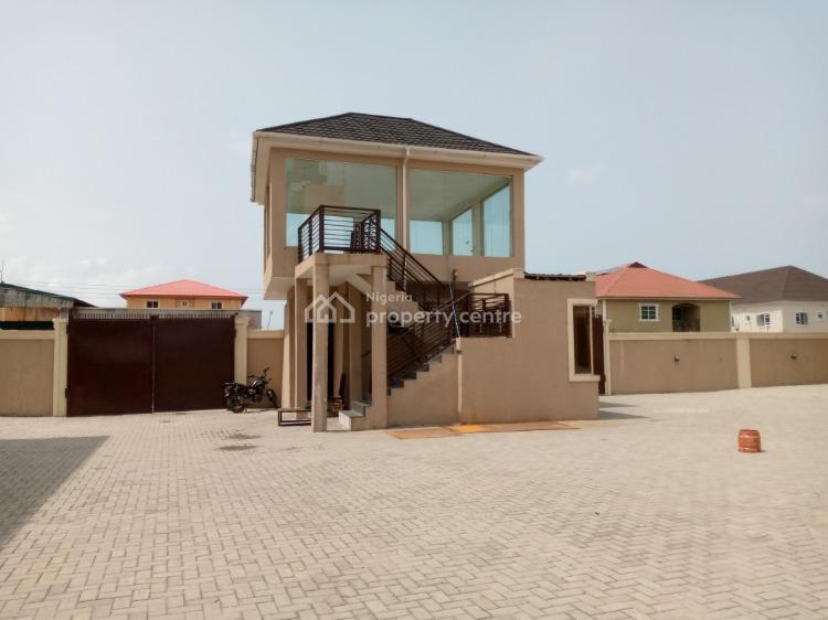 Newly Built 3 Bedroom Flat, Ilaje, Ajah, Lagos, Flat for Rent