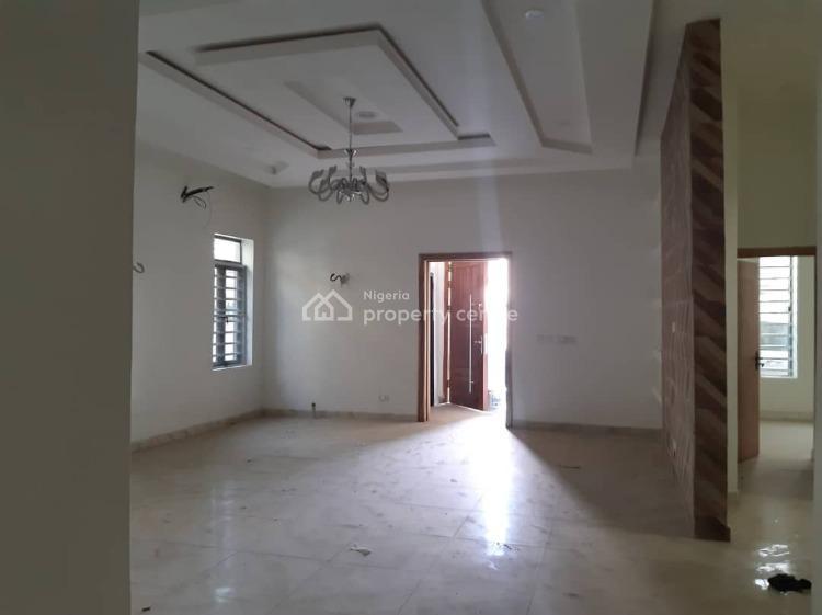 Newly Built 5 Bedrooms En-suite Fully Detached Duplex with a Bq, Chevron Drive, Lekki, Lagos, Detached Duplex for Rent