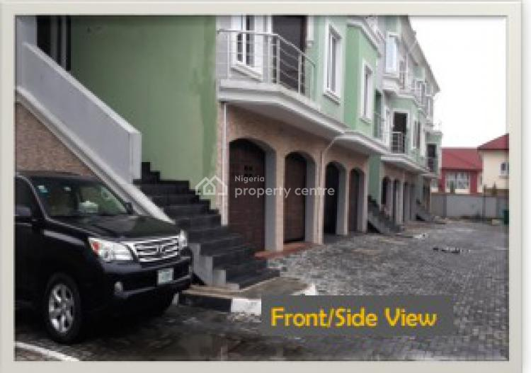 4 Bedrooms Terraced Duplex in a Mini Estate, Off Chevron Drive, Lekki, Lagos, Terraced Duplex for Sale