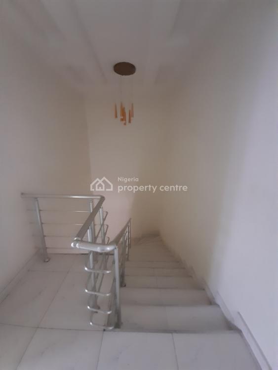 Newly Built 4 Bedroom Terrace Duplex Plus Bq, Off Freedom Way, Ikate Elegushi, Lekki, Lagos, Terraced Duplex for Rent