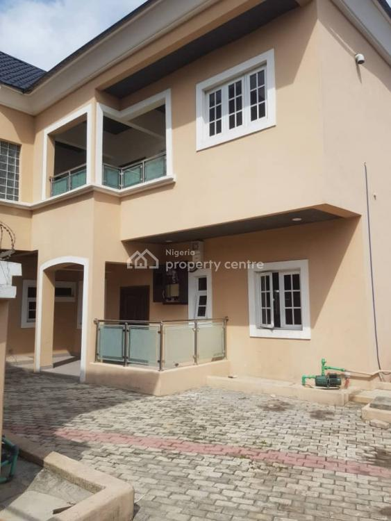 Very Sharp 3 Bedroom Flat, Pop Ceiling, Just 2 in a Compound., Zina Estate Off Ado Road., Ado, Ajah, Lagos, Flat for Rent