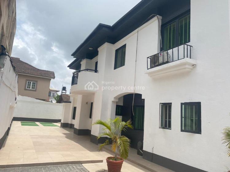 Detached 4 Bedroom Duplex with 2 Rooms Bq, Lekki Phase 1, Lekki, Lagos, Detached Duplex for Sale