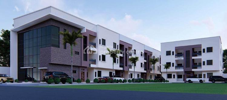 Luxury 2 Bedroom Flat with Excellent Facility, Orchid Road, Lekki, Lagos, Block of Flats for Sale