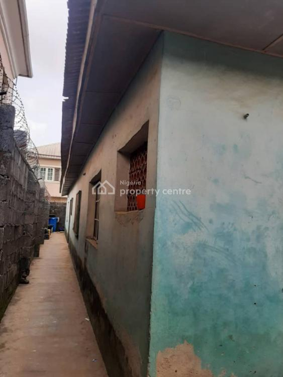 Lovely 3 Bedrooms Bungalow on Half Plot, Off Meiran Road, Meiran, Agege, Lagos, Detached Bungalow for Sale