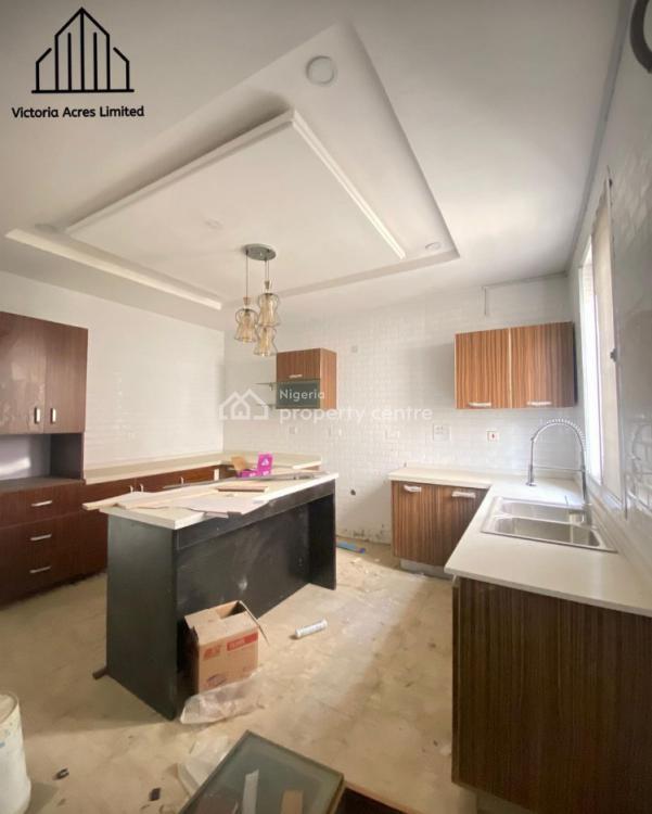 Brand New 4 Bedroom Terrace Duplex, Osapa, Lekki, Lagos, Terraced Duplex for Rent