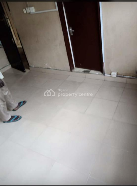 3 Bedroom Ground Floor Flat with a Room Bq, Eric Manuel/bode Thomas/ Surulere, Bode Thomas, Surulere, Lagos, Flat for Rent