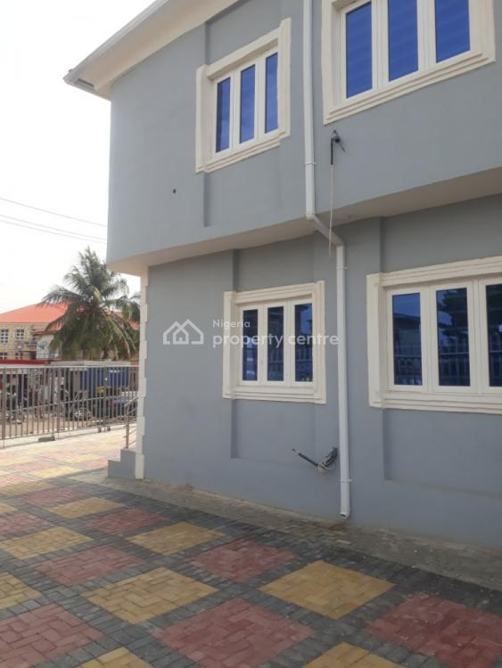 Commercial Use: Brand New 2 Wings 4 Bedroom Duplex, Gra Phase 2, Magodo, Lagos, Semi-detached Duplex for Rent