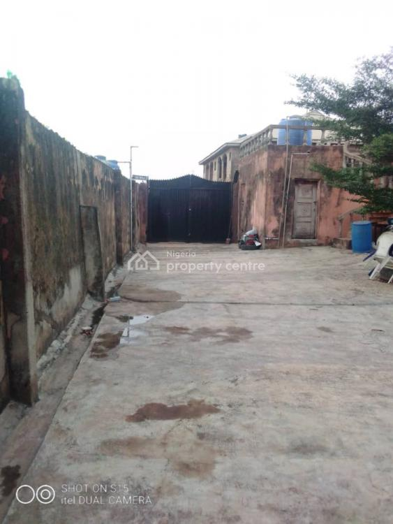 Lovely 4 Bedroom Bungalow with 4 Toilets, Inside an Estate, Meiran, Agege, Lagos, Detached Bungalow for Sale