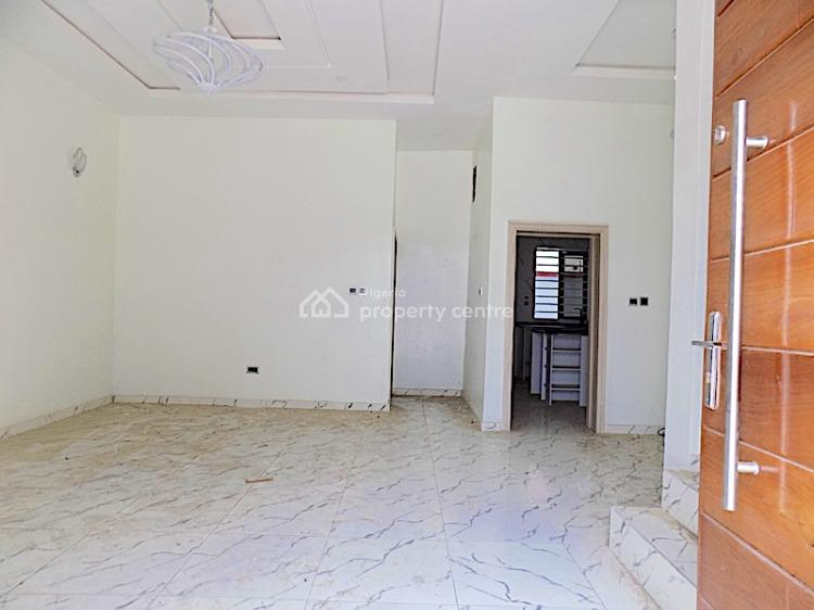 New House 4 Bedroom Semi Detached Duplex +24hours Power, 2nd Tool Gate, Lekki, Lagos, Semi-detached Duplex for Sale