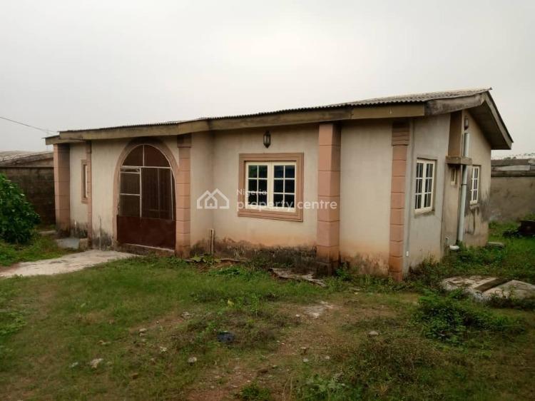 Lovely 3 Bedroom Bungalow on More Than Half Plot, Amikanle, Alagbado, Ifako-ijaiye, Lagos, Detached Bungalow for Sale