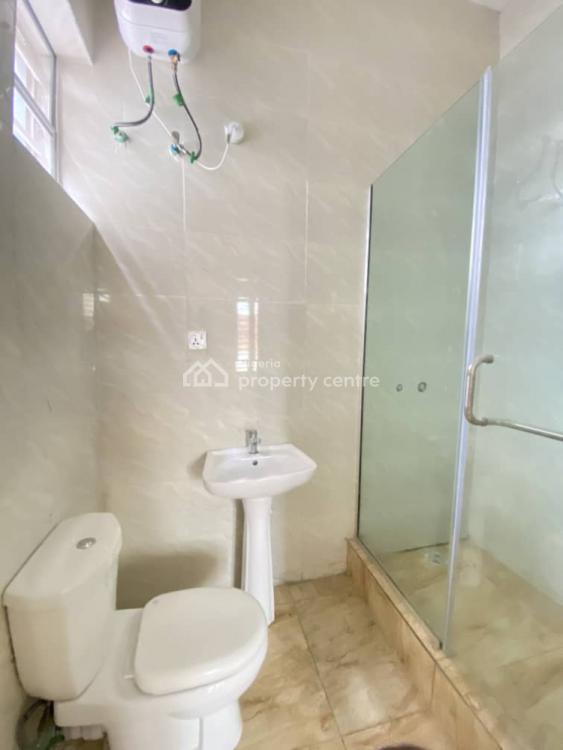 4 Bedroom Fully Detached Duplex with a Room Bq, Chevron, Lekki, Lagos, Detached Duplex for Sale