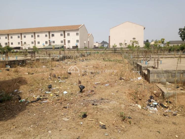 a Land Measuring 3,800 with Cofo and 16units Terrace Duplex Dpc, 1, Gwarinpa, Abuja, Land for Sale