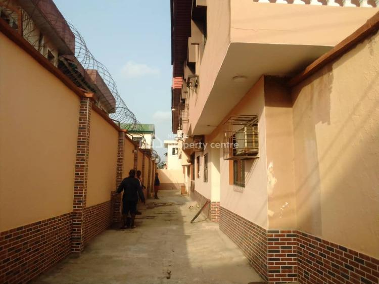 Nice 3 Bedroom Flat, Kara Street, Off Osolo Way Ajao Estate, Isolo, Lagos, Flat for Rent