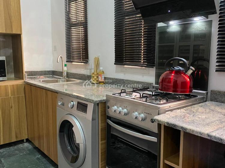 Luxury Exquisitely Finished 1 Bedroom Apartment, Hoping Wusu, Lekki Phase 1, Lekki, Lagos, Mini Flat Short Let