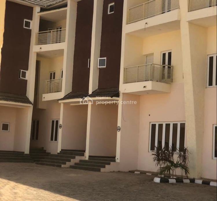 Luxury 5 Bedroom Terrace Duplex, By El-rufai, Guzape District, Abuja, Terraced Duplex for Sale