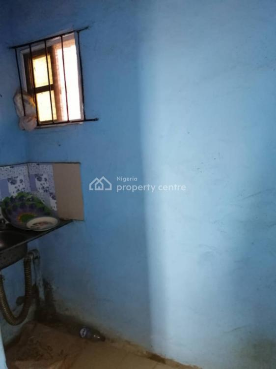 Lovely Room Self Contained, Yaba, Lagos, Self Contained (single Rooms) for Rent