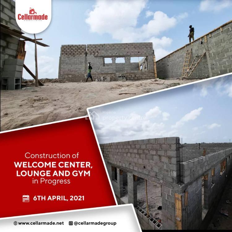 2 Bedroom, Alasia, Abraham Adesanya, Ajah, Lagos, Flat for Sale