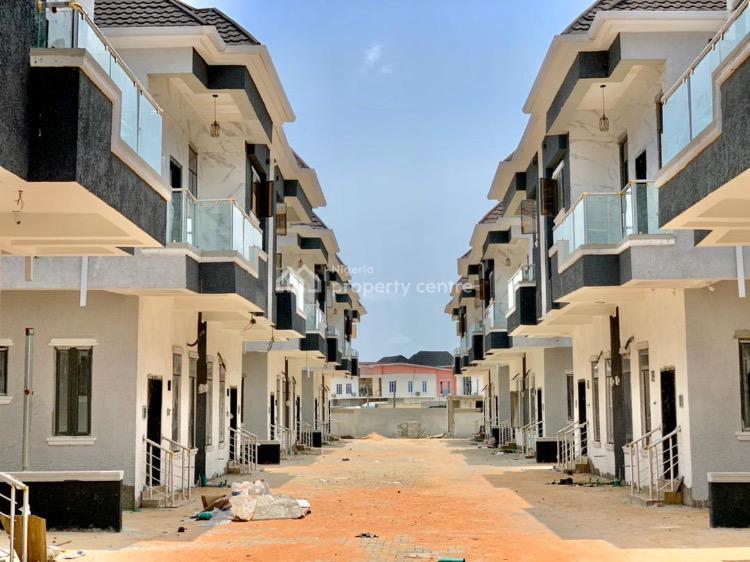 Luxury 4 Bedroom Semi Detached, Ikota Villa Estate, Ikota, Lekki, Lagos, Semi-detached Duplex for Sale