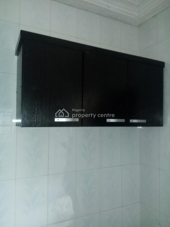 Luxury Newly Built 2 Bedroom Flat with Modern Facilities, Newly Built 2 Bedroom Flat with Federal Light, Rukpakulusi, Port Harcourt, Rivers, Flat for Rent