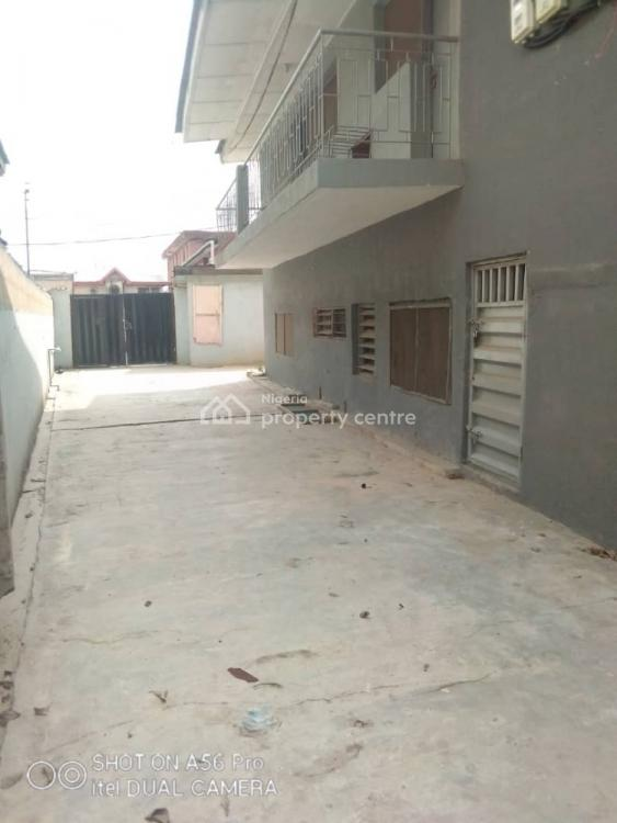 Newly Renovated 3 Bedroom Flat Upstairs, Itire-ikate, Surulere, Lagos, Flat for Rent