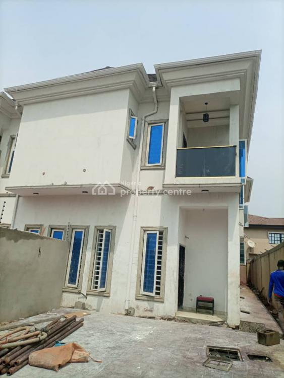 3 Bedroom Semi Detached Duplex with Bq, Omole Phase 1, Ikeja, Lagos, Semi-detached Duplex for Sale