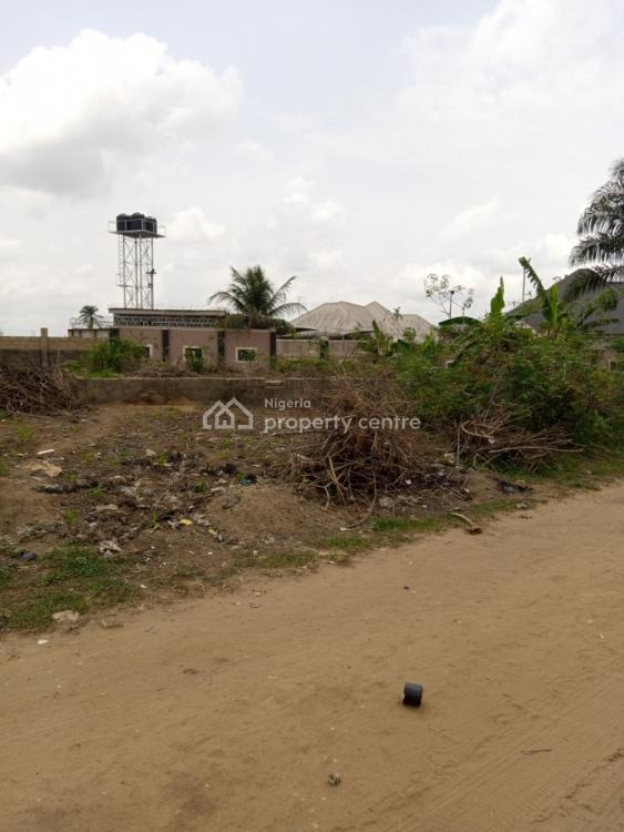 Plots of Dry Land in a Built Up Area Measuring 1100sqmts, Off Idoro Road, Uyo, Akwa Ibom, Mixed-use Land for Sale