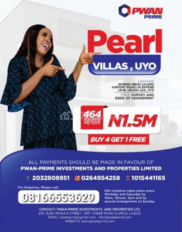 Pearl Villa Estate, Uyo, Akwa Ibom, Mixed-use Land for Sale