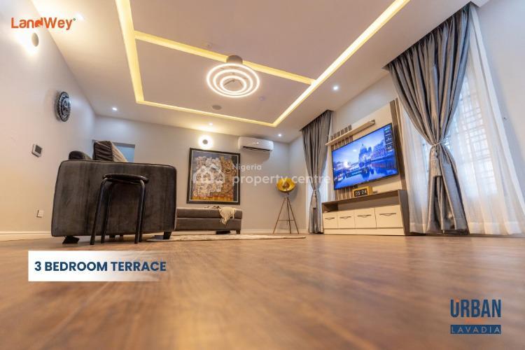2 Bedroom Terrace  Urban Prime Three (phase 2), Abraham Adesanya, Ogombo, Ajah, Lagos, Terraced Duplex for Sale
