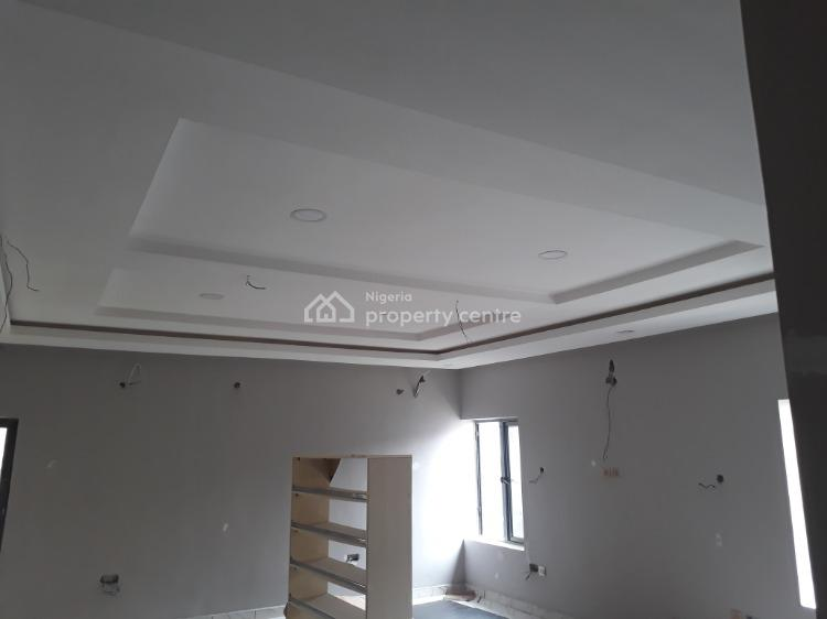 Off Plan Exquisitely Finished 5 Bedroom Semi Detached House with Bq, Ramat Bus-stop, Gra, Ogudu, Lagos, Semi-detached Duplex for Sale
