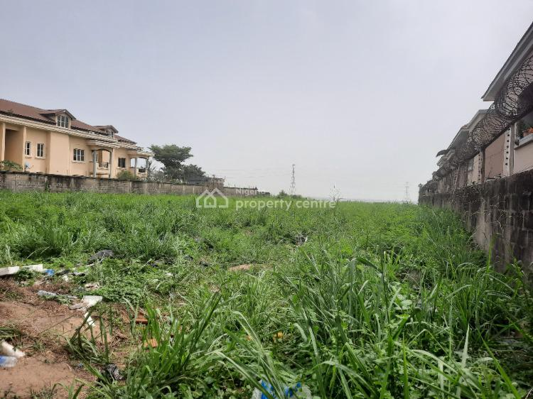 Waterfront 3000sqm Land, Phase 1, Osborne, Ikoyi, Lagos, Residential Land for Sale