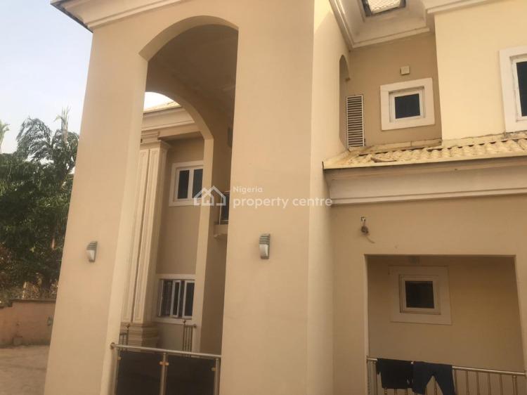 5 Bedroom Fully Detached Duplex with a Detached Bq, Near Sunnyvale Estate, Dakwo, Abuja, Detached Duplex for Sale
