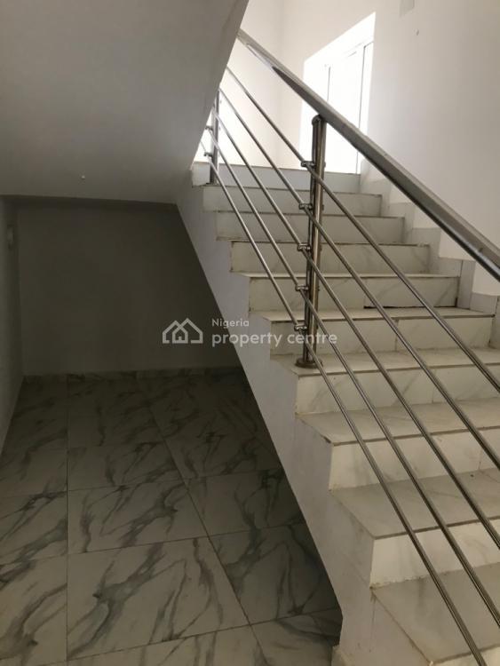Super Finished 5 Bedroom Duplexes + Bq, Corner Piece, Massive Space, Jahi, Abuja, House for Sale
