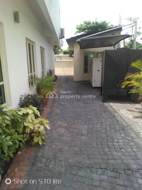4 Bedrooms Detached Duplex, Parkview Estate, Ikoyi, Lagos, Detached Duplex for Sale