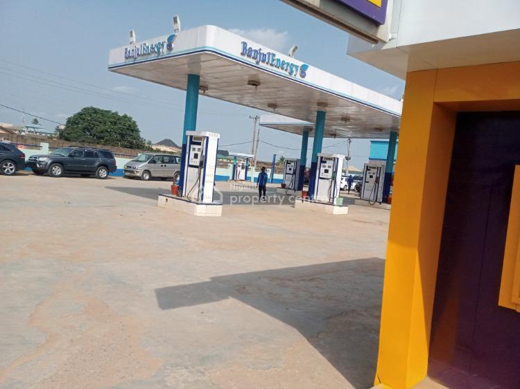 Petrol Station, Via Iju Ishaga, Ajuwon, Ifo, Ogun, Filling Station for Sale