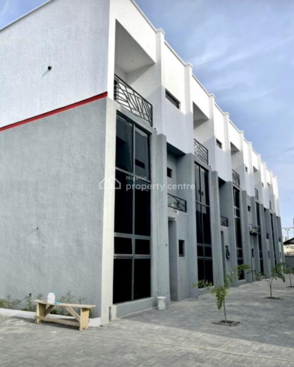 New 2 Bedrooms Terrace + Bq, Lekki Phase 1, Lekki, Lagos, Terraced Duplex for Sale