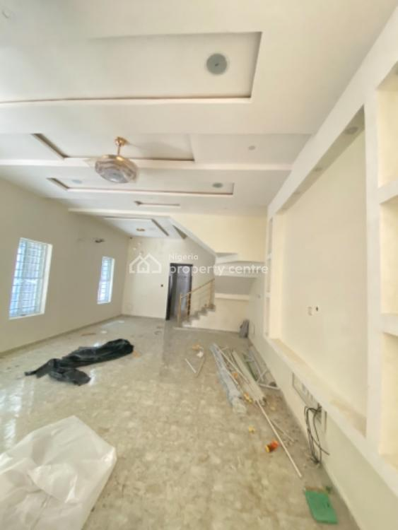 4 Bedrooms Fully Smart Semi Detached House with Bq, Orchid Road, Lekki, Lagos, Semi-detached Duplex for Sale