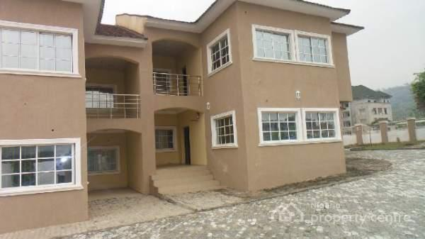 Newly Built 5 Units Of 4 Bedroom Terraced Duplex With Self