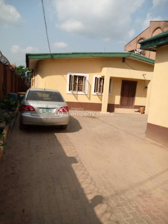 Comprises of 3no of 2 Bedroom Flat, Gbadamosi, Ojodu, Lagos, Detached Bungalow for Sale