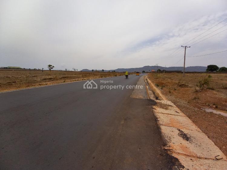 Well Laid Out Estate Dry Land Measuring 450sqm, Piyanko, Karshi, Nasarawa, Residential Land for Sale