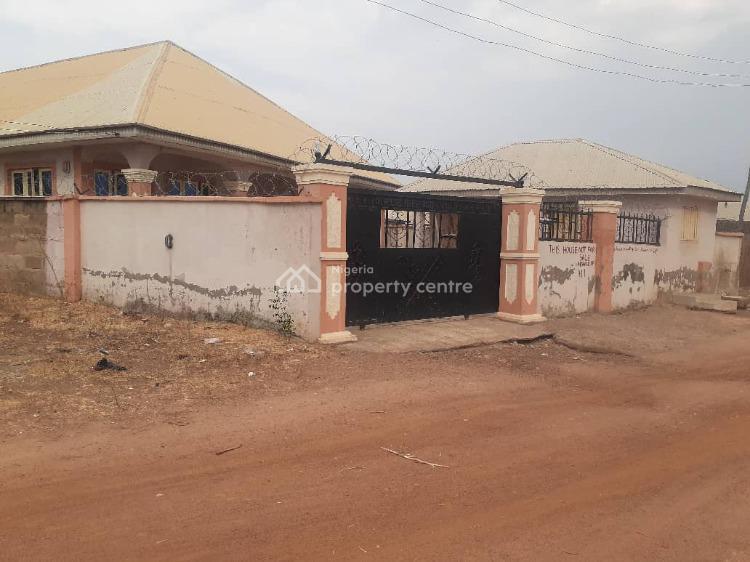 4 Bedroom Detached Bungalow, Off Airport Road, Ilorin South, Kwara, Detached Bungalow for Sale