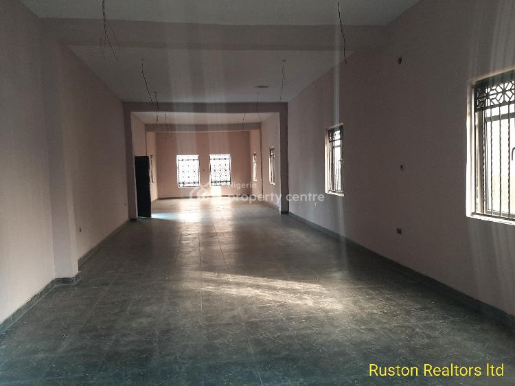 Commercial Property with 5 Large Open Plan Spaces, Monatan, Ibadan, Oyo, Commercial Property for Rent