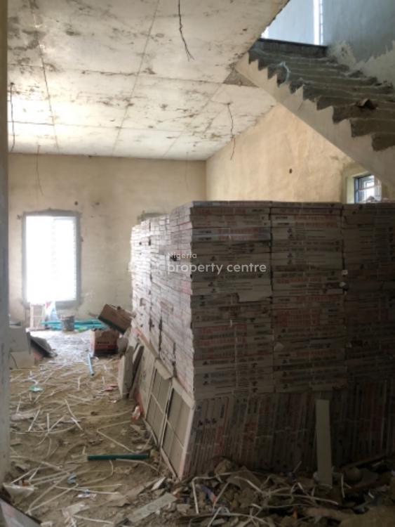 4 Bedroom Semidetached Duplex with Bq, Orchid Area, Lekki, Lagos, Semi-detached Duplex for Sale