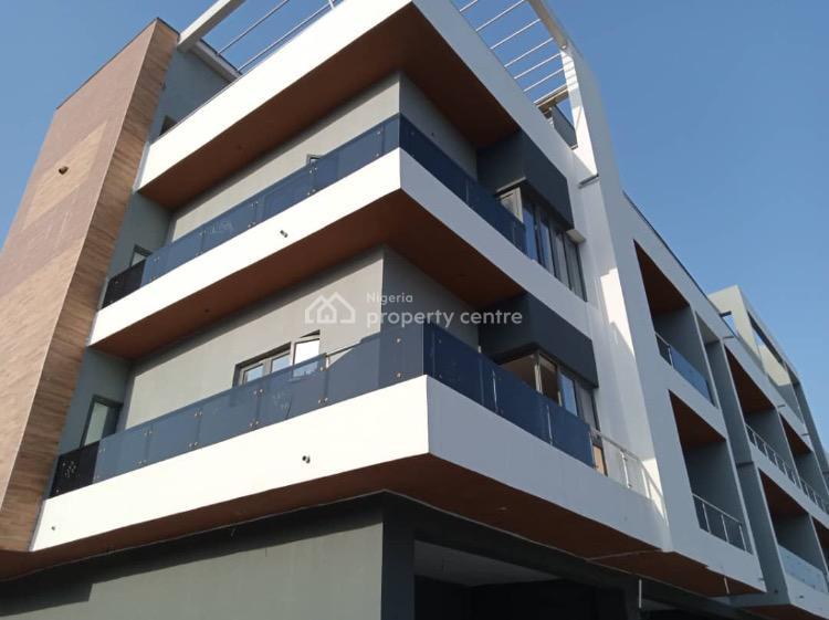 Luxury 4 Bedrooms Terraced Duplex with Bq (8 Units Available), Lekki Phase 1, Lekki, Lagos, Terraced Duplex for Sale