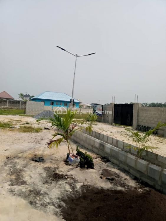 Starter Plot, Lekki Free Trade Zone in Eden Garden, Ibeju Lekki, Lagos, Residential Land for Sale