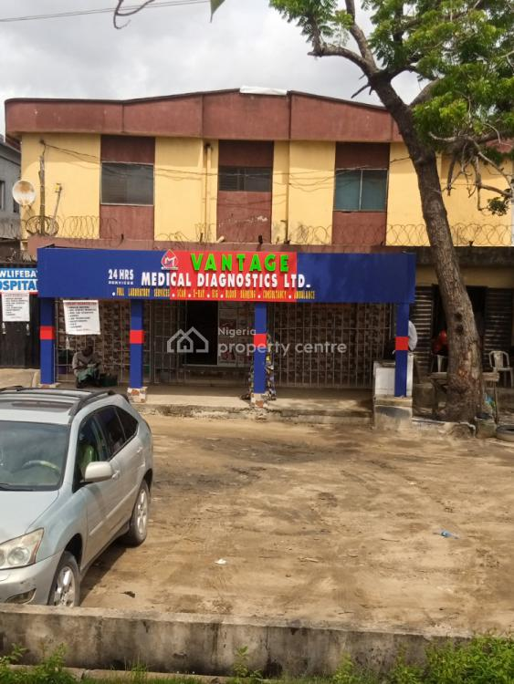 Block of 4 No 3 Bedroom Flat, Along Lasu Iba Express, Iba, Ojo, Lagos, Flat / Apartment for Sale