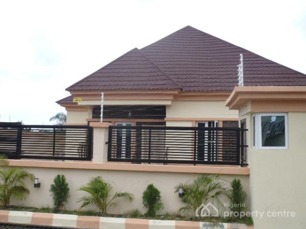 For Sale Brand New And Lavishly Finished 3 Bedroom Bungalow With