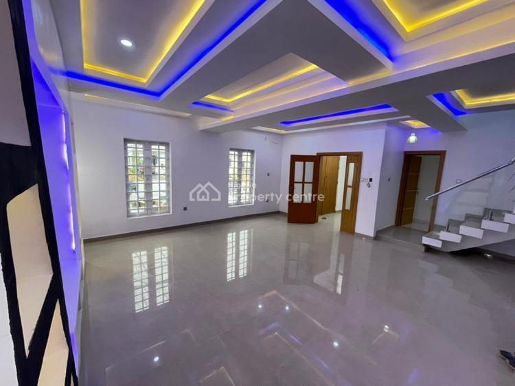 Specially Built for Family 5 Bedroom Duplex + 1bq,inverter & Cctv Etc, Lekki Phase 1, Lekki, Lagos, Detached Duplex for Sale
