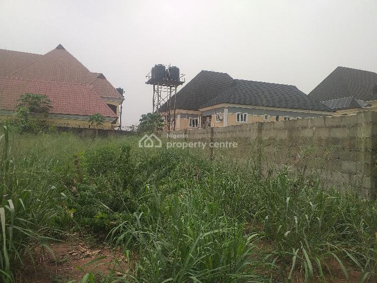 Affordable Plot of Land, Udenwa Estate Extension, New Owerri, Owerri Municipal, Imo, Residential Land for Sale